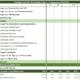 Vorlage direkter finanzplan
